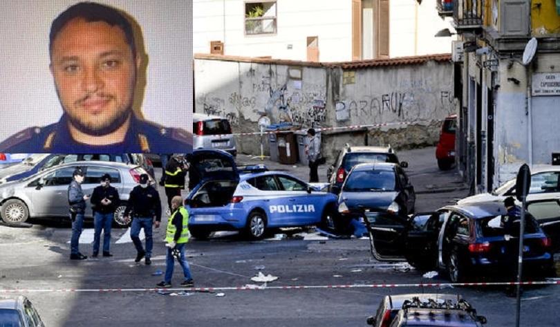 Ucciso mentre tentava di sventare una rapina, la storia dell'agente Apicella