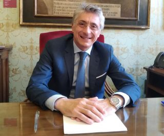 Alba: la lettera di auguri del sindaco Carlo Bo